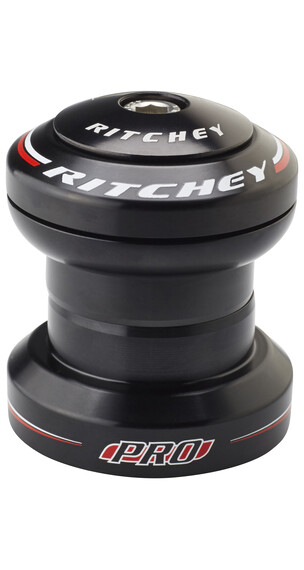 """Ritchey Pro Logic V2 Steuersatz 1 1/8"""" EC34/28.6 I EC34/30 black"""